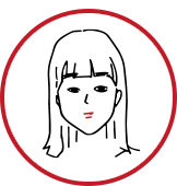 森本 明菜 - イラスト